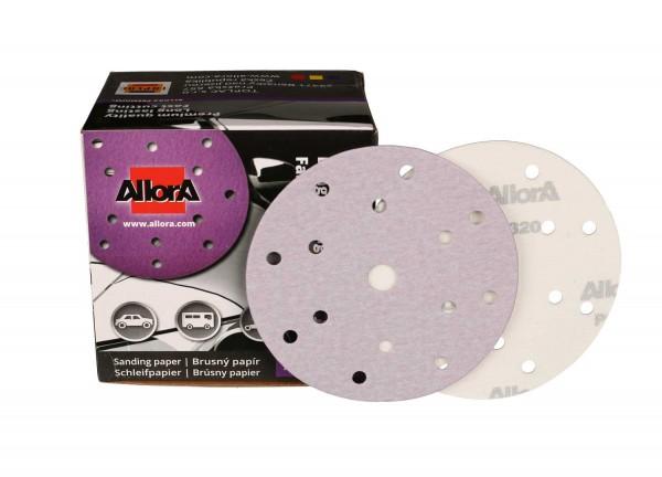 AllorA Premium Schleifscheibe 15-loch D150 mm