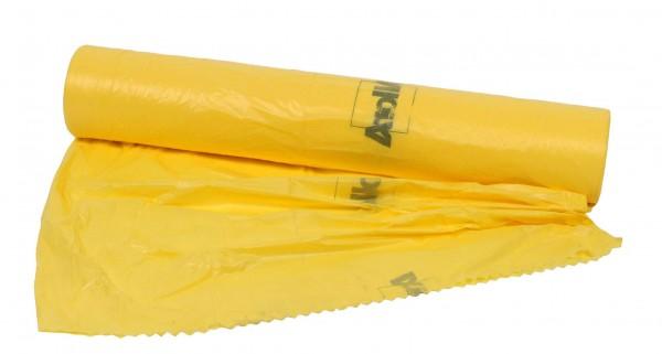 AllorA Abdeckfolie gelb PE farbhaftend