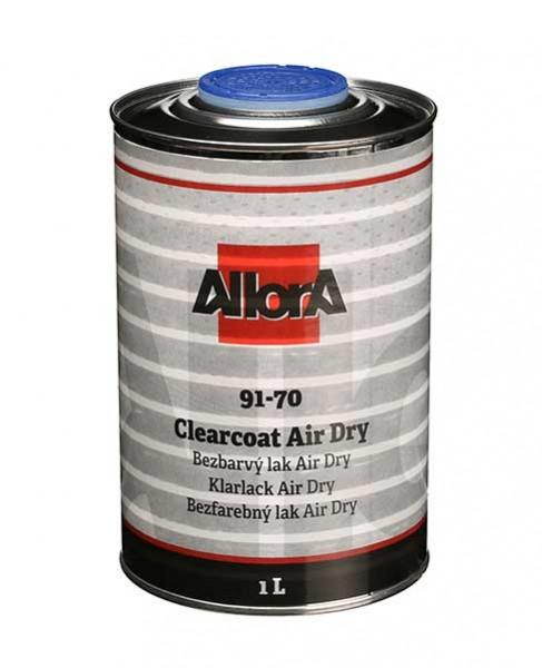 AllorA 2K Klarlack Air Dry 91-70 VOC
