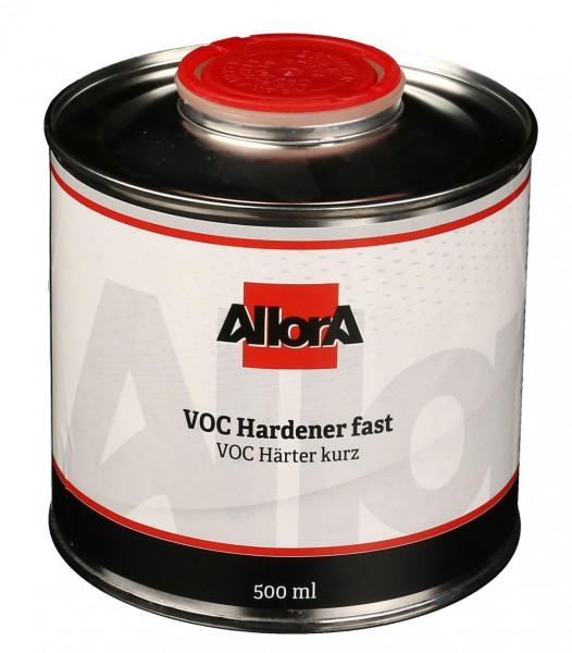 AllorA VOC-Härter Speedklarlack kurz