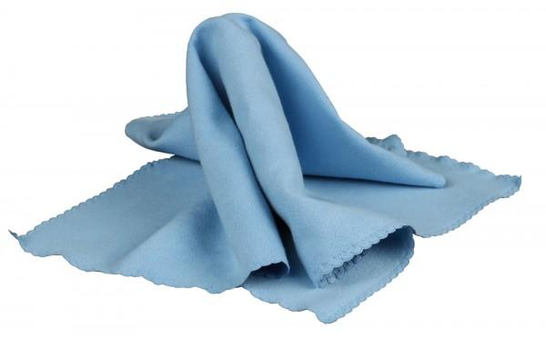 AllorA Soft-Mikrofasertuch blau
