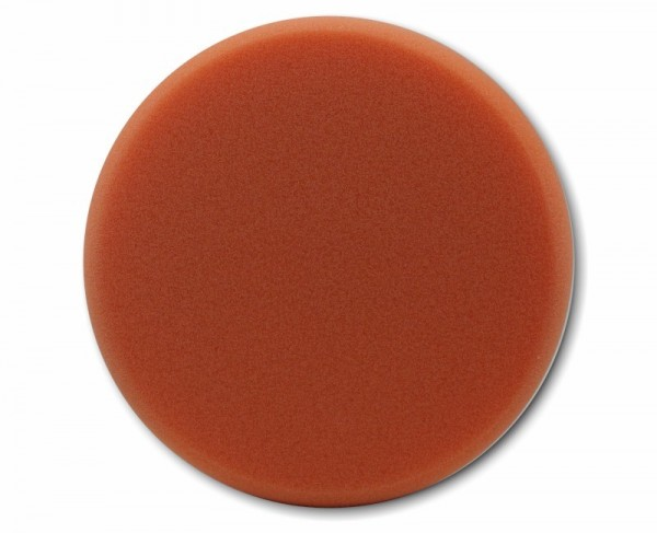 AllorA Polierpad orange glatt