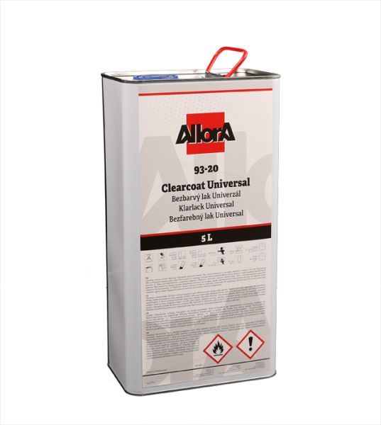 AllorA 2K Klarlack Universal 93-20 5 Liter VOC