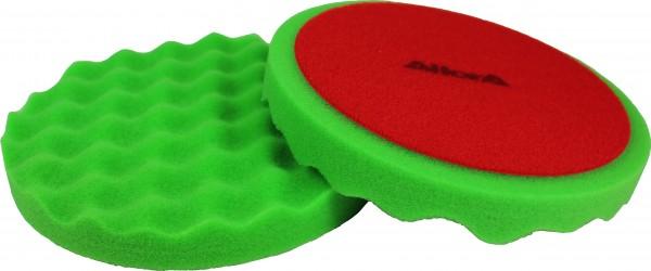 AllorA Polierpad grün gewaffelt